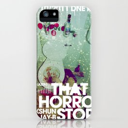 That Is A Horror Story | Halloween 2011 iPhone Case