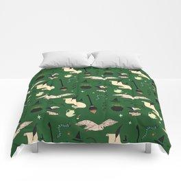 Slytherin Pattern Comforters
