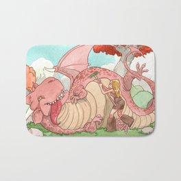 Gratte Dragon Bath Mat