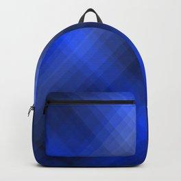 Dark Blue Lines Backpack
