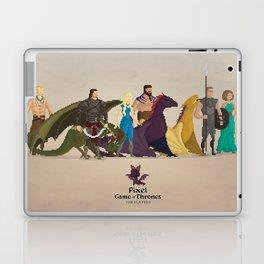 Mhysa's Gang Laptop & iPad Skin