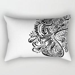 Flow 006 Rectangular Pillow