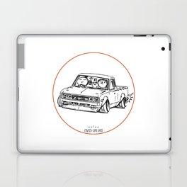 Crazy Car Art 0065 Laptop & iPad Skin