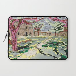 Garden at the Costa Brava Laptop Sleeve