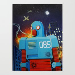 Malfunction 85 Poster