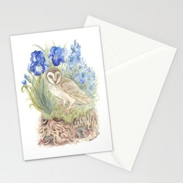 Woodlands and What Lies Beneath Stationery Cards