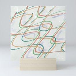 Shimmy Mini Art Print