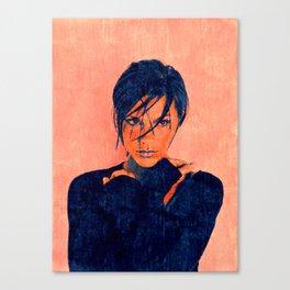 Victoria Beckham Canvas Print