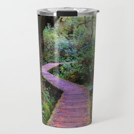 Rainforest Trail, Vancouver Island BC Travel Mug