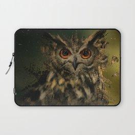 Bird Of the Night Laptop Sleeve