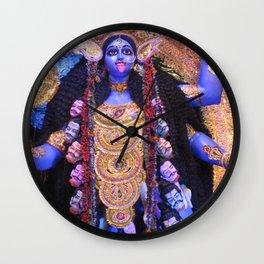 Maha Kali Wall Clock