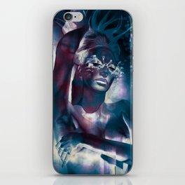 "EGLANTINE ""To Create is to Live"" iPhone Skin"