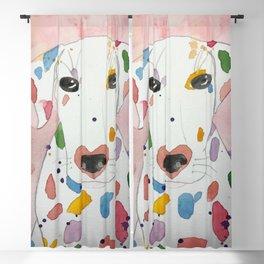 Dalmatian Blackout Curtain