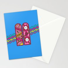 Back to the 80's Stationery Cards