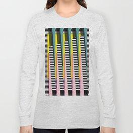 Stripped Long Sleeve T-shirt