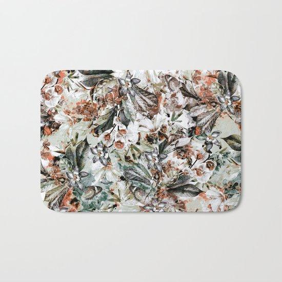 Orchidaceae Bath Mat