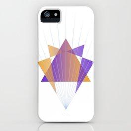 Sacred Enneagram iPhone Case