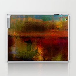 The return of the gondolier Laptop & iPad Skin