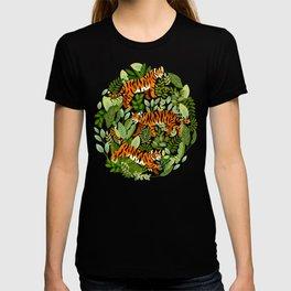 Bengal Tiger Jungle T-shirt