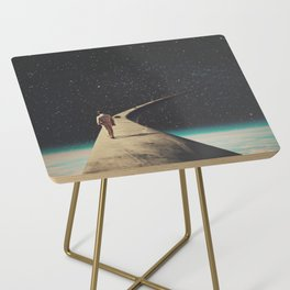 We Chose This Road My Dear Side Table