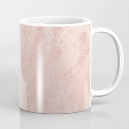 Rose Gold Foil Coffee Mug