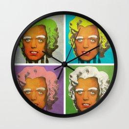 Oompa Loompa set of 4 Wall Clock