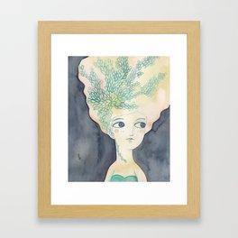 Hasta la raíz Framed Art Print