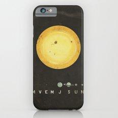 Planetary Arrangement Slim Case iPhone 6s