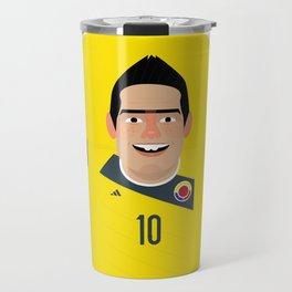 James Rodriguez - Colombia Travel Mug