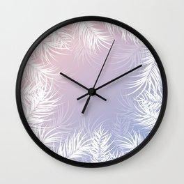 Tropical design 005 Wall Clock