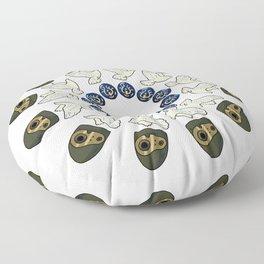 LAPUTA MANDALA Floor Pillow