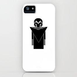 Magneto iPhone Case