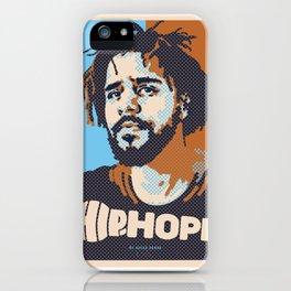 Mr.Cole ( HIP-HOPE Series ) iPhone Case