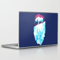 the last unicorn Laptop & iPad Skins featuring =The Last Unicorn= by Catherine Jose