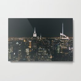Empire Metal Print