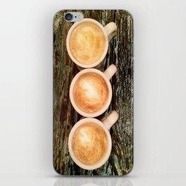 Coffee Addict  iPhone Skin