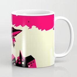 UFO I BELIEVE Coffee Mug