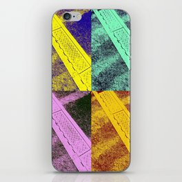Electro Pads iPhone Skin
