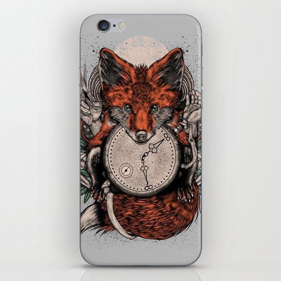 Chaos Fox iPhone & iPod Skin