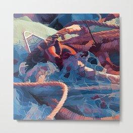 Fishermans Metal Print