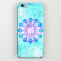 Flower Of Life 005 iPhone & iPod Skin