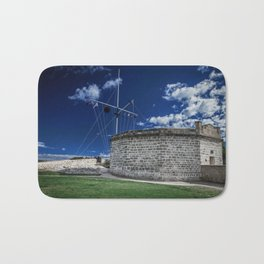 The Roundhouse Bath Mat