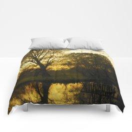 Mellow Yellow Comforters