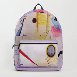 inspiration from Kandinsky . artwork Backpack