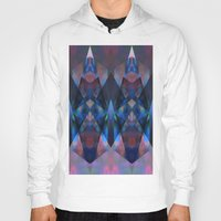 rave Hoodies featuring Rave Crystal by Ava Danielle Cartner