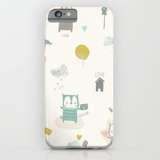 Funny Bears iPhone 6s Slim Case