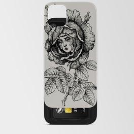 Sad Rose iPhone Card Case
