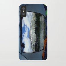 Tent View iPhone X Slim Case