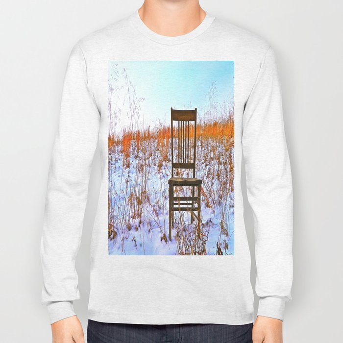 Winter Can Be Lonely Long Sleeve T-shirt