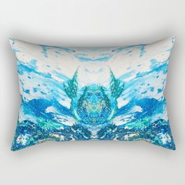 Lord of the deep Sea Rectangular Pillow